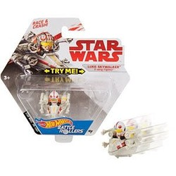 Hot Wheels Star Wars Battle Rollers Assortment