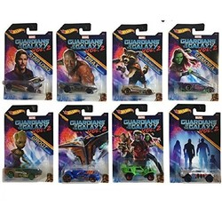 Hot Wheels - Guardians of the Galaxy Assortment