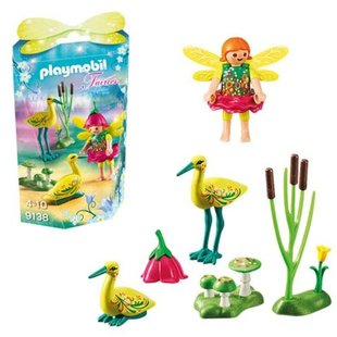 Fairy Girl with Storks