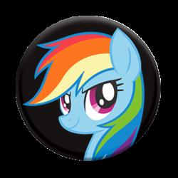 PopSocket - Rainbow Dash