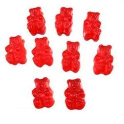 Wild Cherry Gummi Bears - 5 lb. Bag