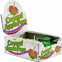 Caramel Apple Pops - Changemaker