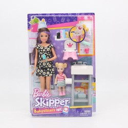 Barbie Babysitters Inc. Doll & Playset
