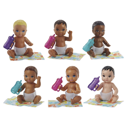 Babie Babysitters Inc. Assortment