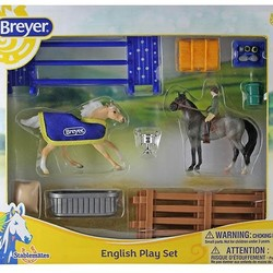 Breyer Stablemates - English Play Set
