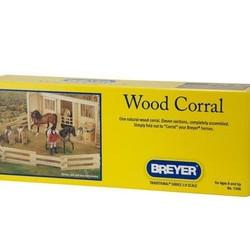 Breyer Traditional - Wood Corral