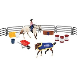 Breyer Stablemates - Western Play Set