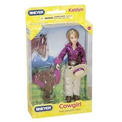 Breyer Classic - Kaitlyn, Cowgirl