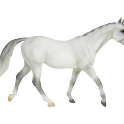 Breyer Classic Single Horse - Grey Selle Francais
