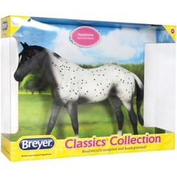 Breyer Classic Single Horse - Black Semi-Leopard Appaloosa