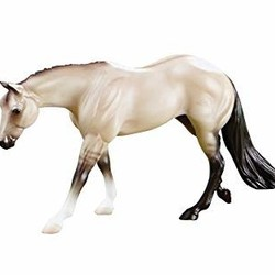 Breyer Classic Single Horse - Dun Quarter Horse