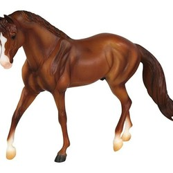Breyer Classic Single Horse - Chestnut Quarter Horse