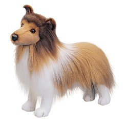Dixie Sheltie Dog 16""