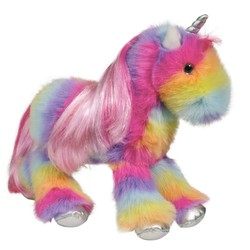 Stumbles Rainbow Unicorn Fuzzle