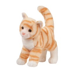 Tiffy Orange Tabby Cat 12""
