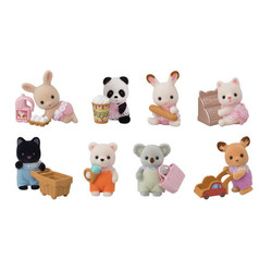 Baby Collectibles - Baby Shopping Series Assorted Styles
