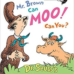 Mr Brown Can Moo! Can You? Bigger Board Book