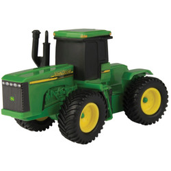 "Collect 'N Play - 4.3"" John Deere 4 Wheel Drive Tractor"