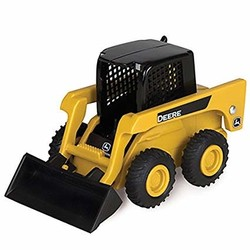 Collect N' Play - 1:32 John Deere Skid Steer
