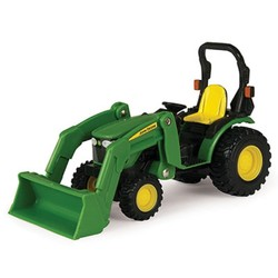 Collect N' Play - 1:32 John Deere Loader Tractor