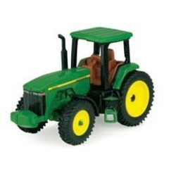 Collect N' Play - John Deere Modern Tractor with Cab
