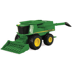 Collect N' Play - John Deere Mini Combine with Head