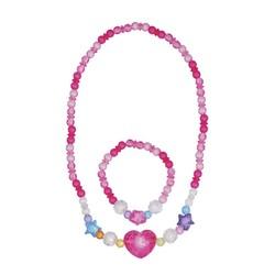Sweet and Sassy Necklace & Bracelet Set