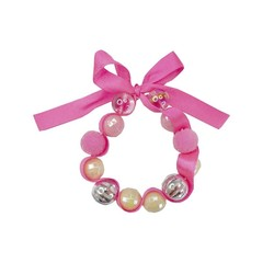 Pink Happy Thoughts Bracelet