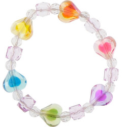 All Colours of My Heart Bracelet