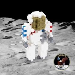 Plus-Plus Tube - Astronaut