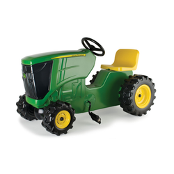 John Deere Plastic Pedal Tractor