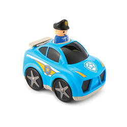 Press 'n Zoom Police Car