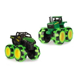 John Deere Monster Treads Lighting Wheels Assortment
