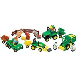 1st Farming Fun - Fun On The Farm Playset