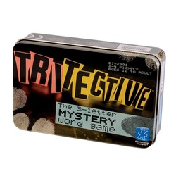 Tritective Mystery Word Game