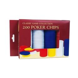 200 Poker Chips