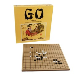 Go Game - Wood
