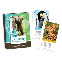 Wild Cards Baby Animals