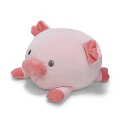 Cuddle Pal - Round Large Pig
