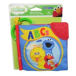 Sesame Street ABC's Softbook