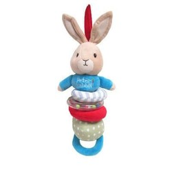 Beatrx Potter - Peter Rabbit Jiggle Toy
