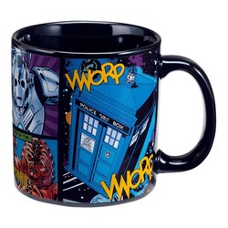 Doctor Who Ceramic Mug - 20 oz.