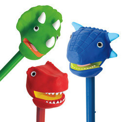Dinosaur Puppet-on-a-stick