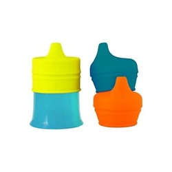 Snug Spout Sippy Lids & Cup Orange Multicolor