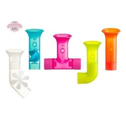 Pipes Building Bath Toy Multicolor