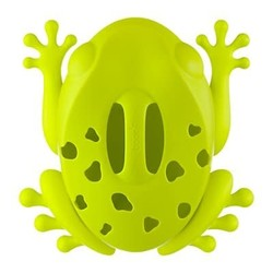 Frog Pod Bath Toy Scoop Green