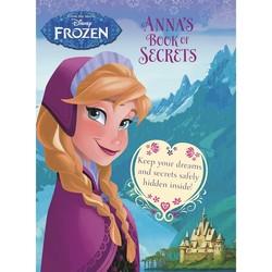 Frozen Anna's Book of Secrets