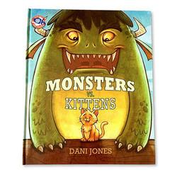 Monsters Vs. Kittens