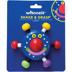 Whoozit Shake & Grasp