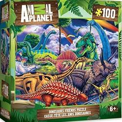Animal Planet Dinosaur Friends 100 Piece